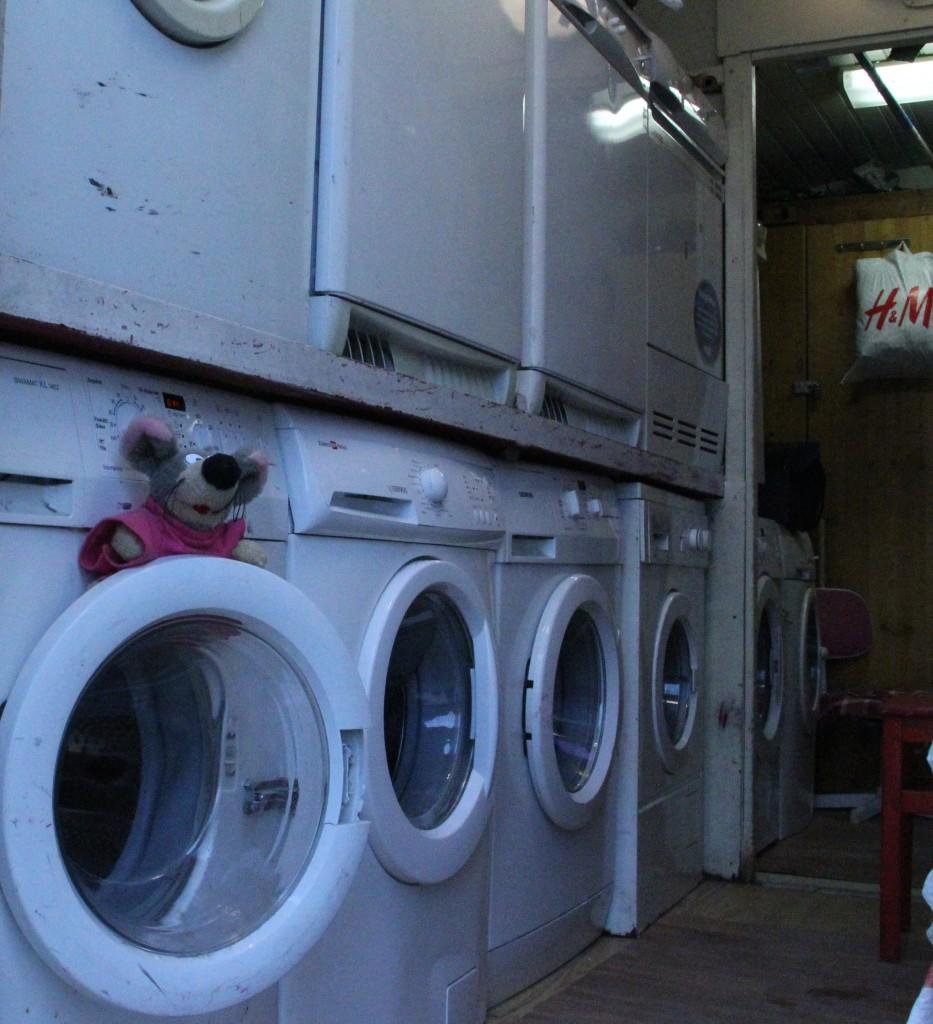 Villevalla Tvätteri