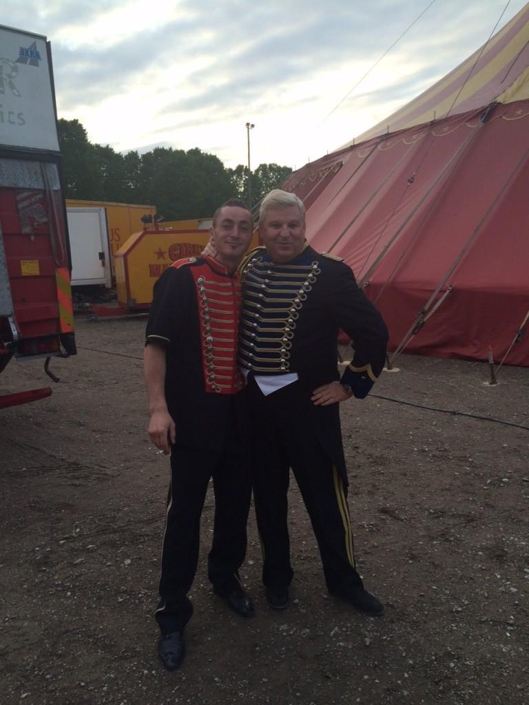 Bengt och Sandu
