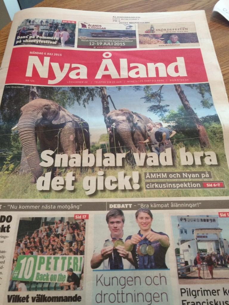 Ålandstidningen